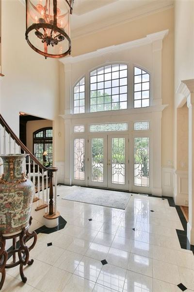 Mansions in Beautiful renovation on handsome golf course estate