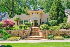 Mediterranean charmer mansions