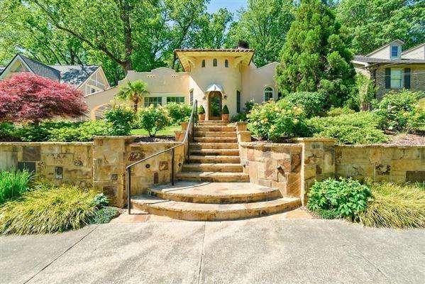 Mansions Mediterranean charmer