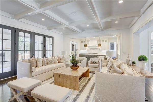 Luxury real estate Magnificent new construction