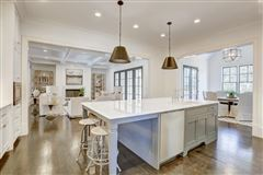 Magnificent new construction mansions