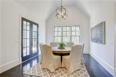 Luxury homes in Magnificent new construction