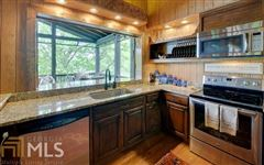 Luxury homes Adirondack style renovation on lake burton