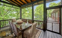 Adirondack style renovation on lake burton luxury real estate