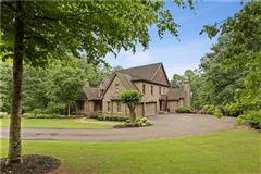Luxury homes traditional home on three-plus acres in woodhaven bend