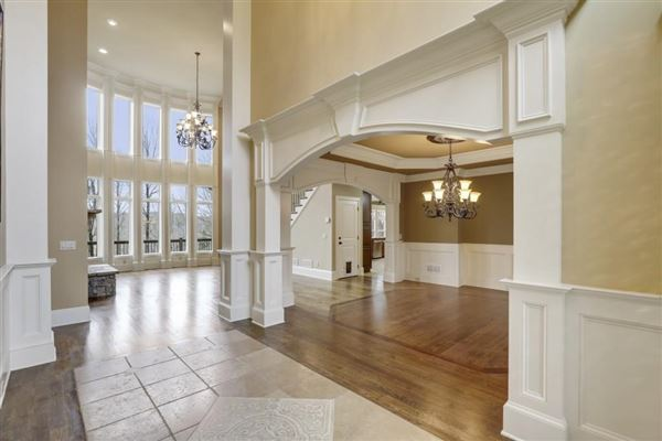 traditional home on three-plus acres in woodhaven bend luxury properties