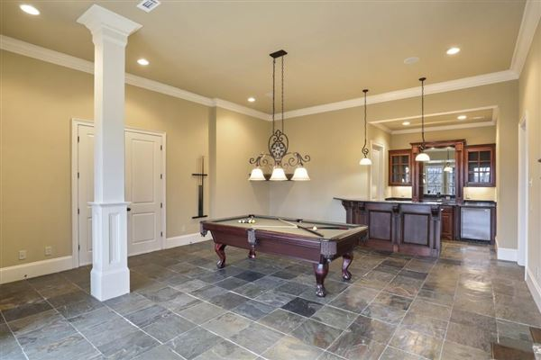 Luxury properties traditional home on three-plus acres in woodhaven bend