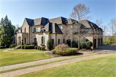 magnificent French chateau inspired estate luxury real estate