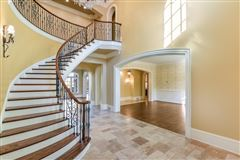 Luxury homes magnificent French chateau inspired estate