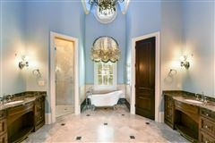 magnificent French chateau inspired estate mansions