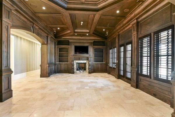 Mansions magnificent French chateau inspired estate