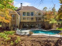 Mansions in custom estate on three-plus acres in private enclave