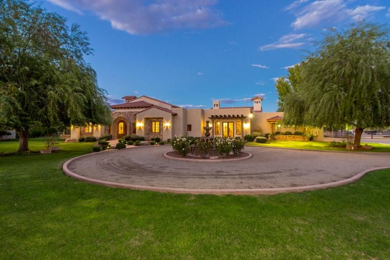 truly one-of-a-kind gated estate luxury properties