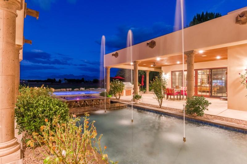 Luxury properties truly one-of-a-kind gated estate