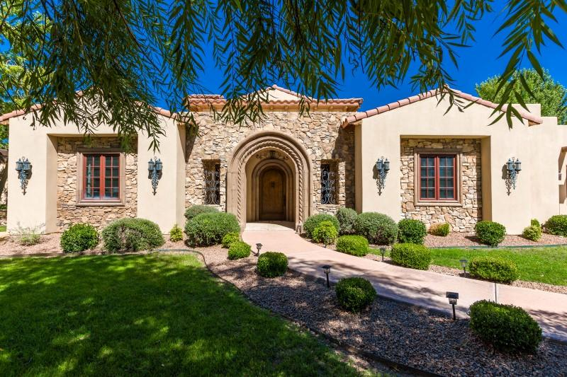 Luxury homes truly one-of-a-kind gated estate