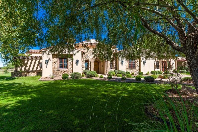truly one-of-a-kind gated estate luxury homes