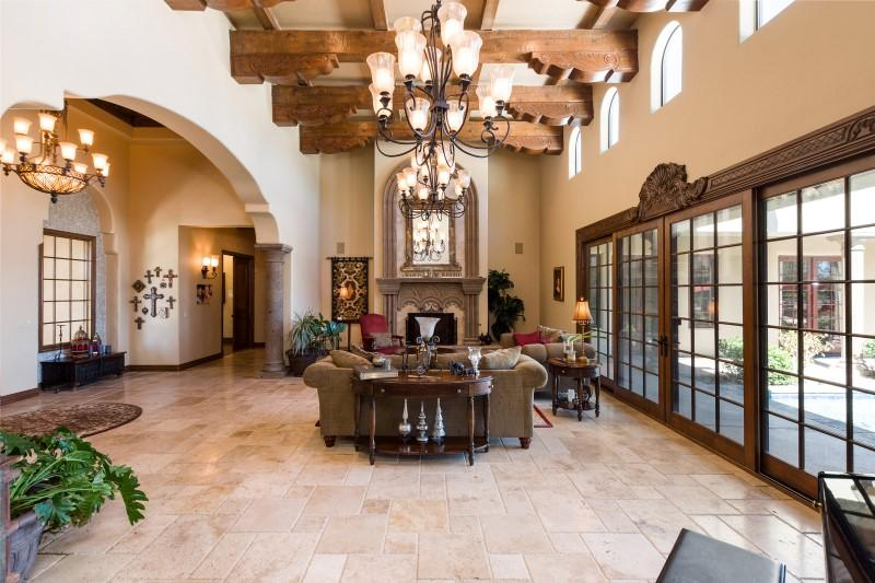 Mansions truly one-of-a-kind gated estate