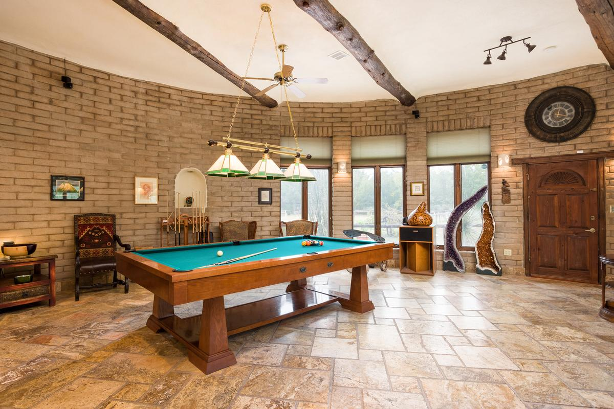 Luxury properties luxurious New Mexico estate
