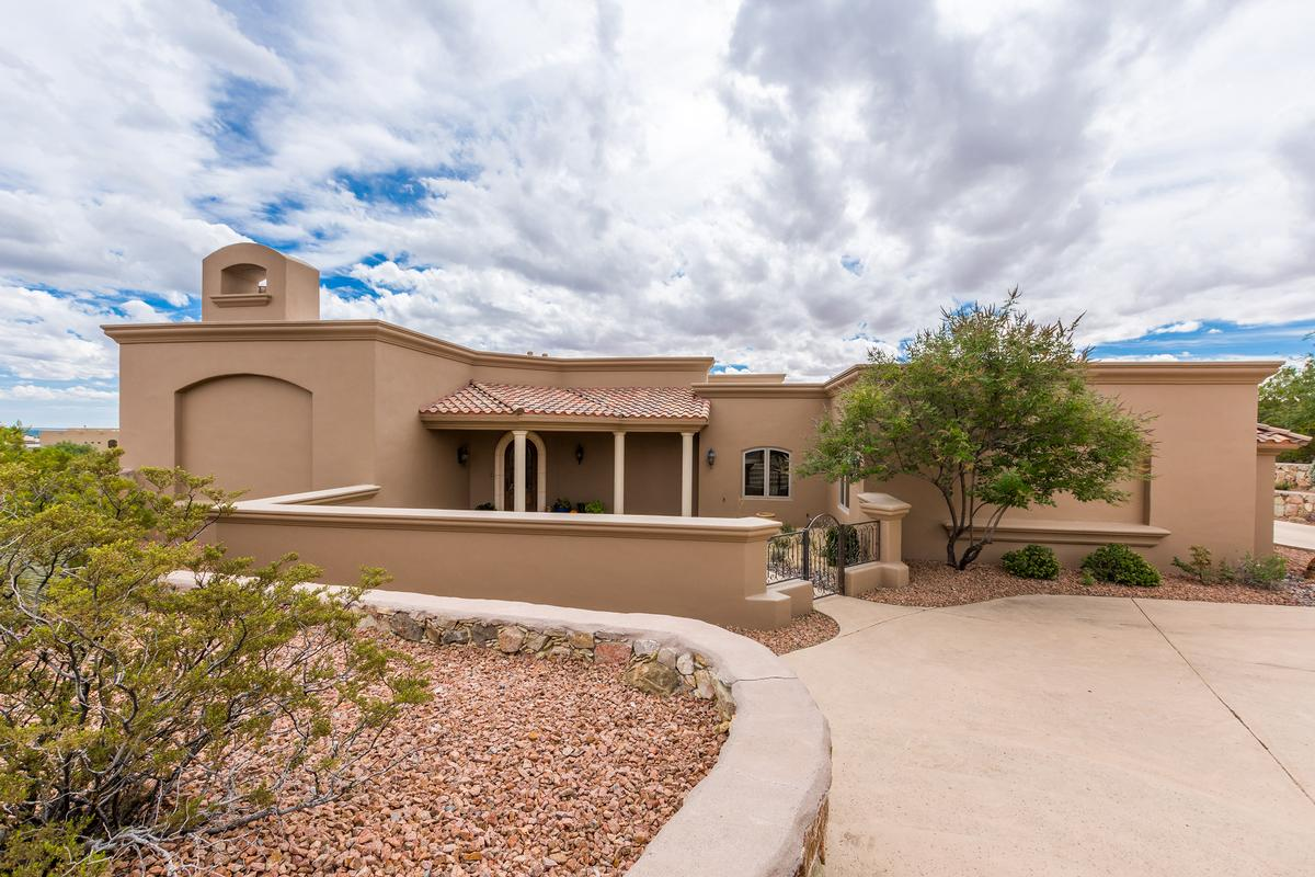 custom home and horse property on over 8 acres luxury properties