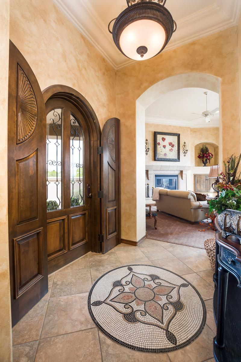 Mansions in custom home and horse property on over 8 acres