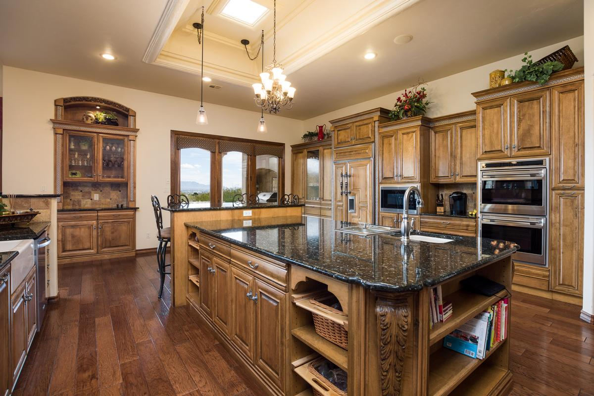 Luxury real estate custom home and horse property on over 8 acres