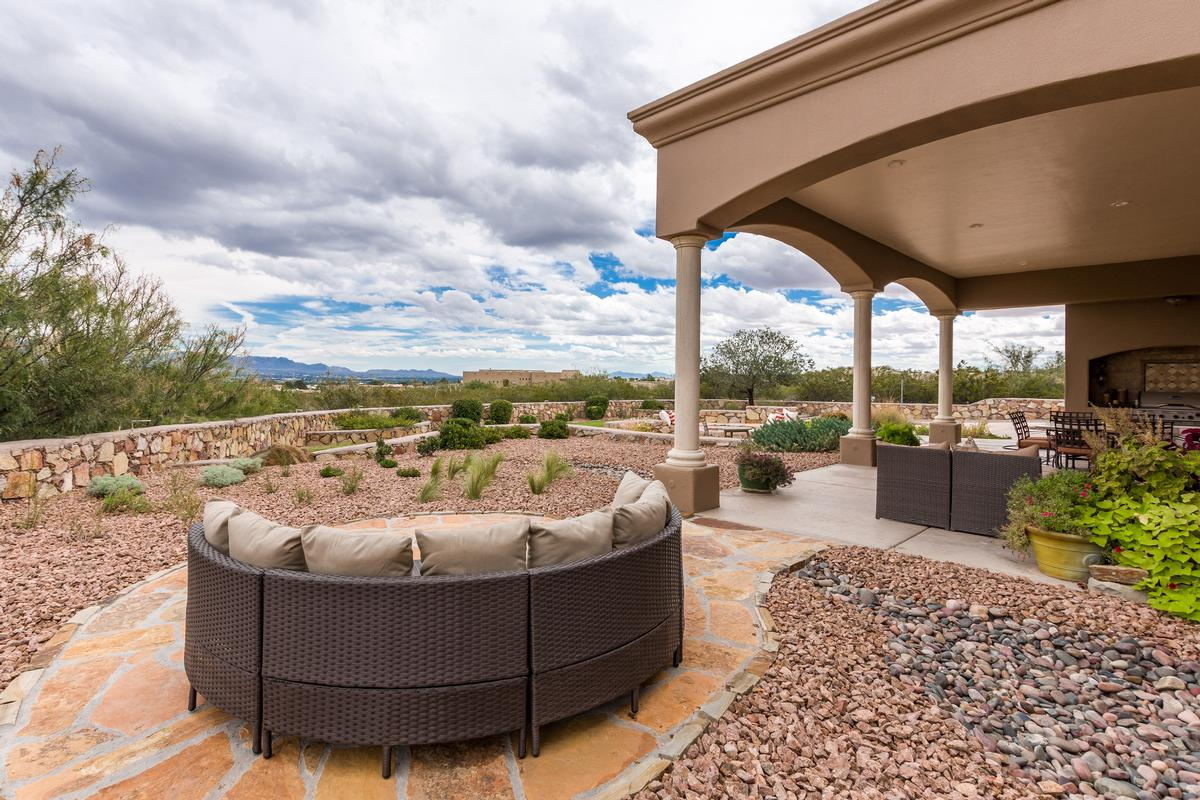 custom home and horse property on over 8 acres luxury homes
