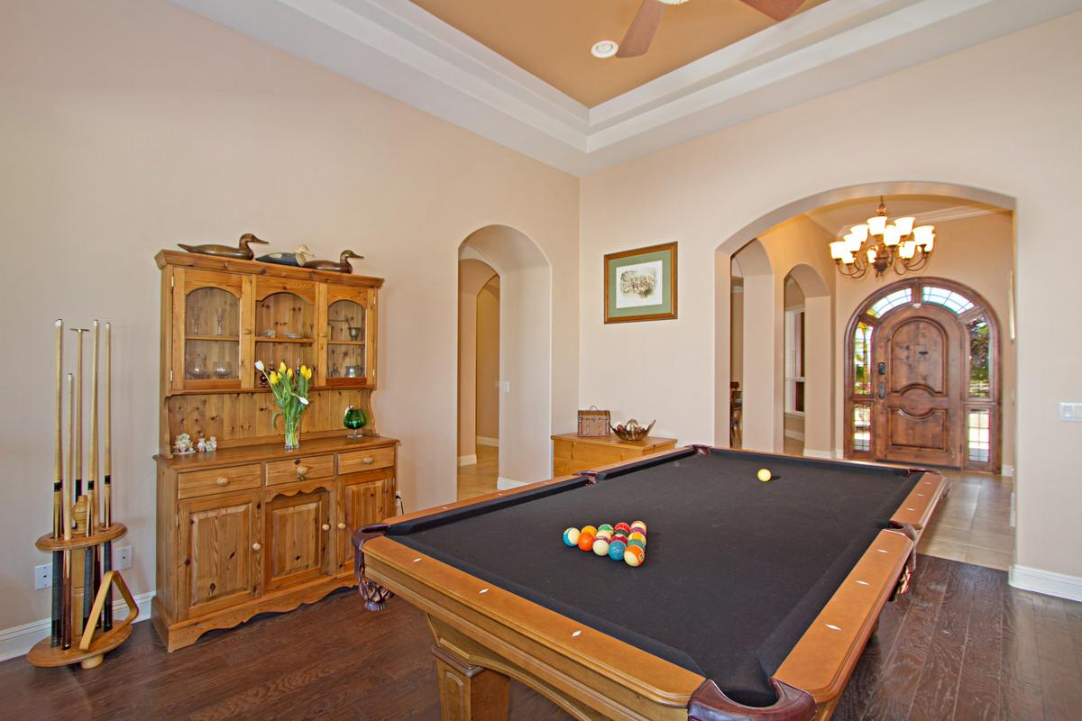 Tuscany Style home in temecula luxury properties