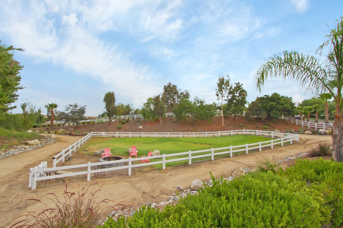 Large custom home in Chaparral Ranchos Estates mansions