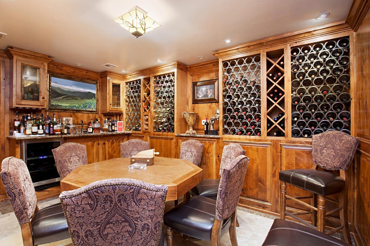 Bear Creek Drive luxury homes