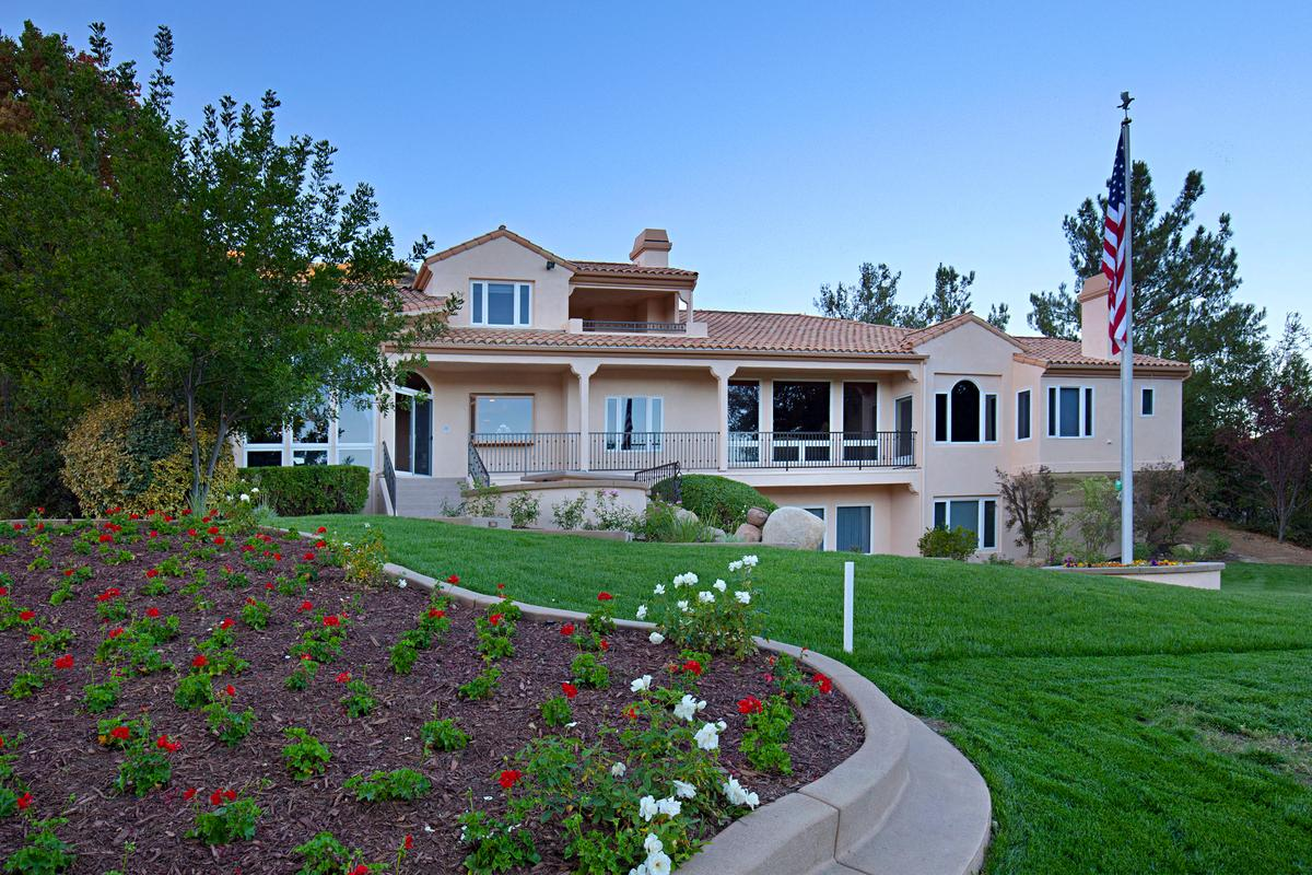 Mansions Bear Creek Drive
