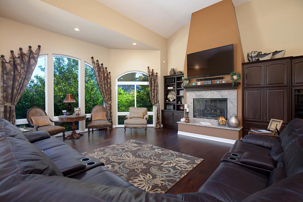 Luxury homes Bear Creek Drive