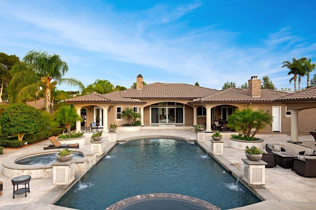 Santiago Estate Home luxury real estate