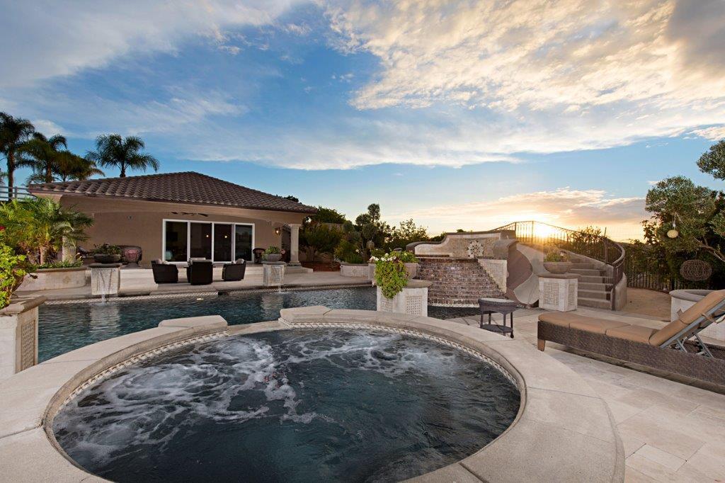 Luxury real estate Santiago Estate Home