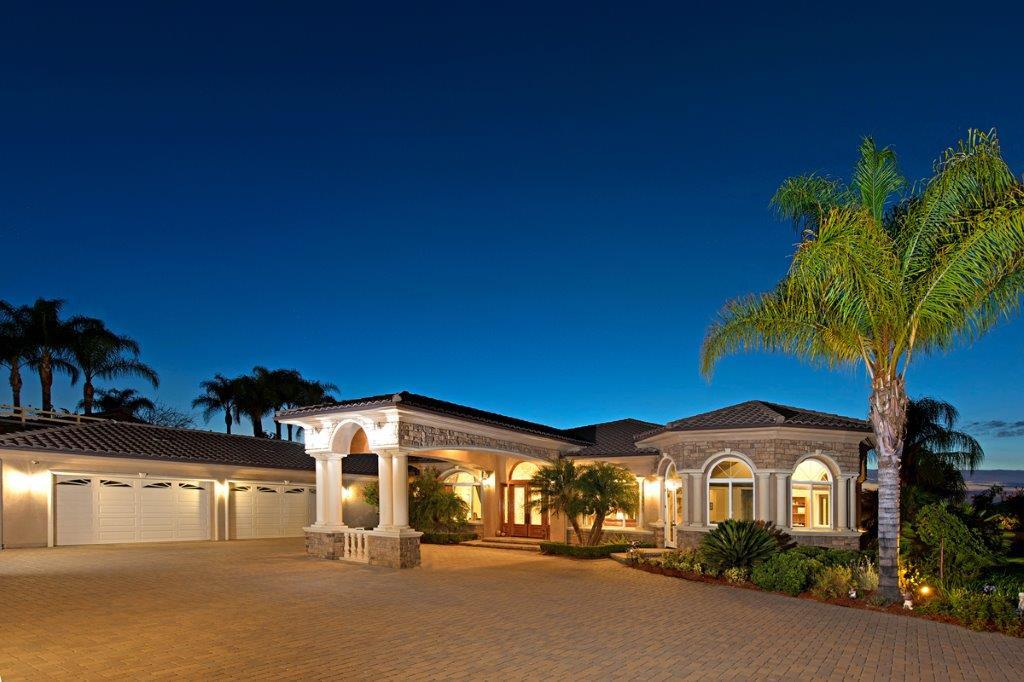 Luxury homes Santiago Estate Home