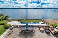 completely renovated waterfront home with breathtaking views mansions