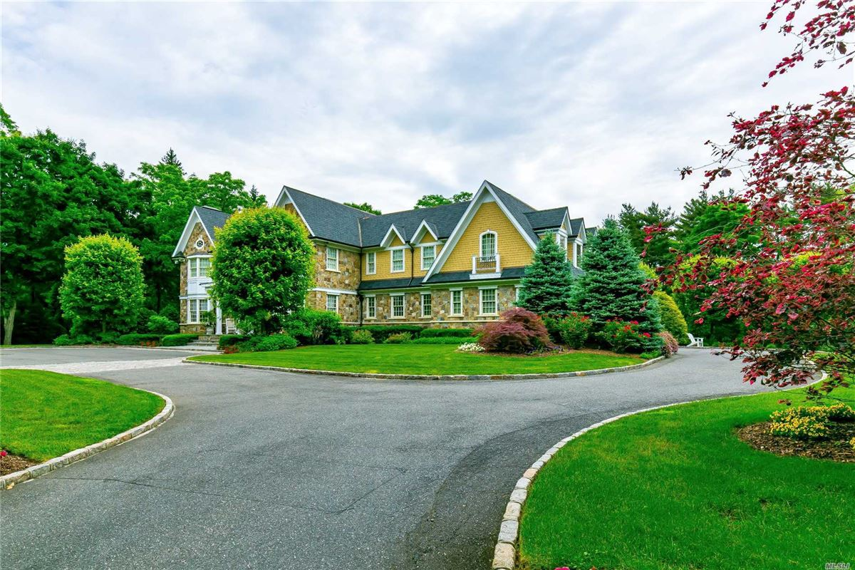 immaculate home on two gated acres luxury homes