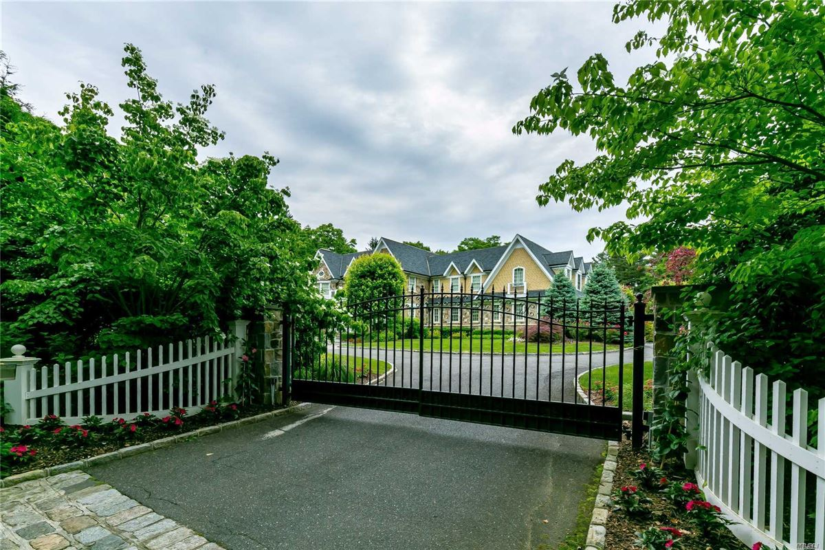 immaculate home on two gated acres luxury properties