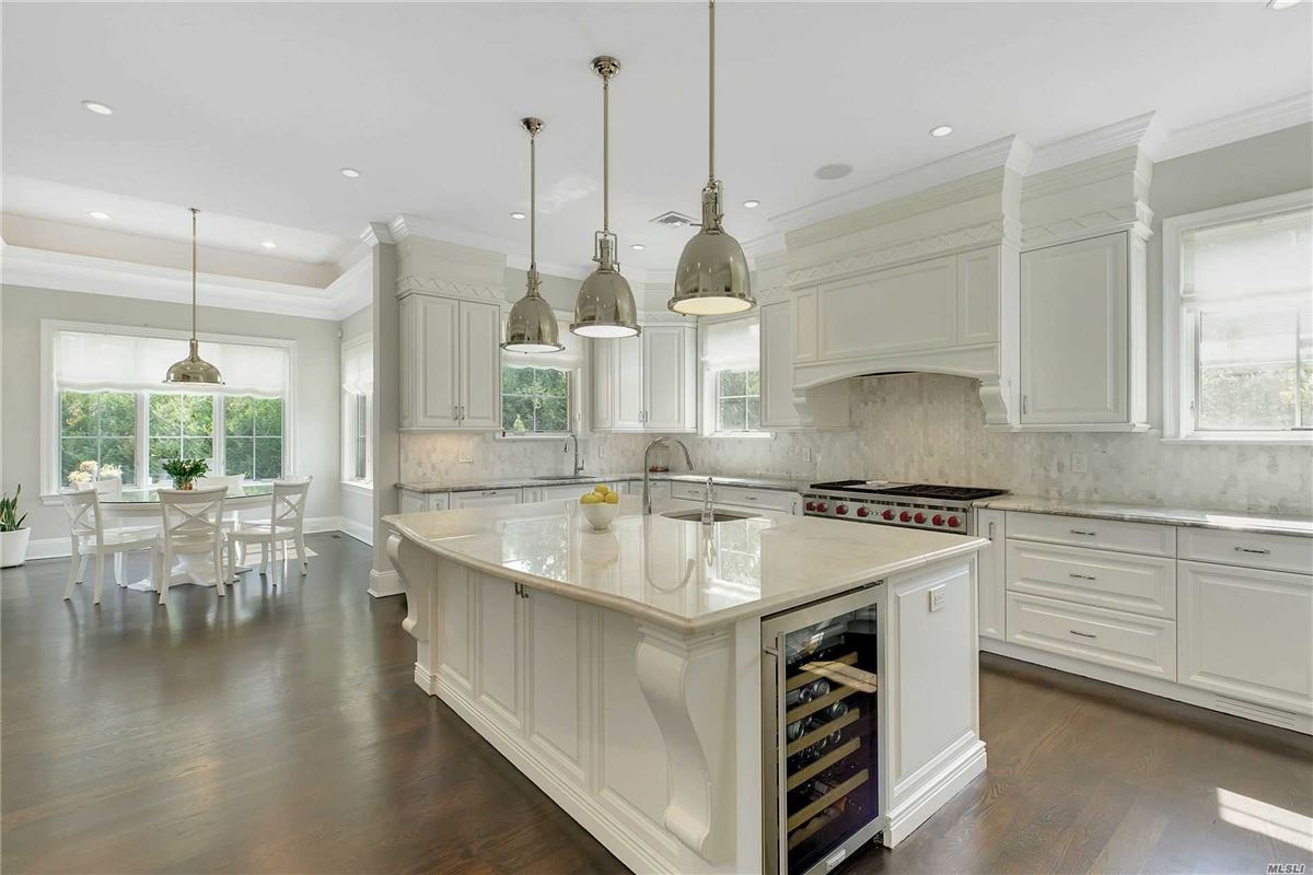 elegant and timeless all brick center hall colonial mansions