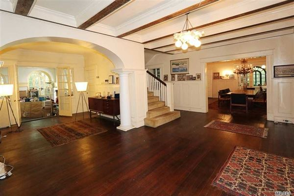 Luxury homes Center hall Colonial in prime location
