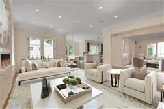 Luxury homes in custom new brick colonial