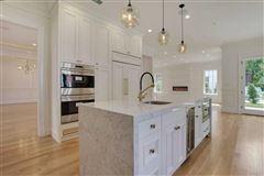 Luxury homes custom new brick colonial