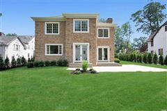 Luxury properties custom new brick colonial