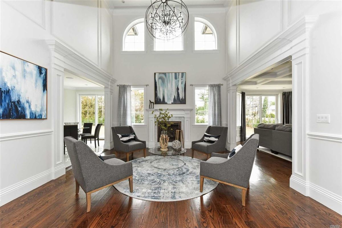 Exquisite New Country Club Home luxury properties
