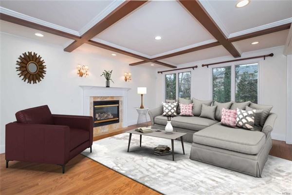 Majestic center hall brick and stucco young Tudor luxury properties