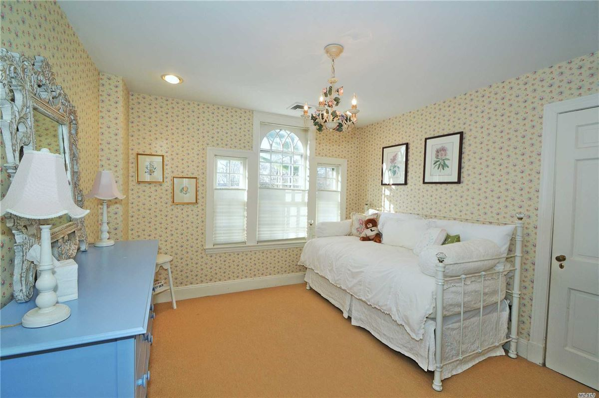 Gorgeous brick center hall Colonial home luxury properties