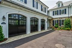 Mansions in newly designed colonial overlooking Manhasset Bay