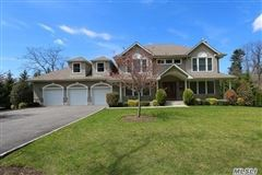 Mansions Spacious center hall colonial at great value