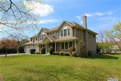 Spacious center hall colonial at great value mansions