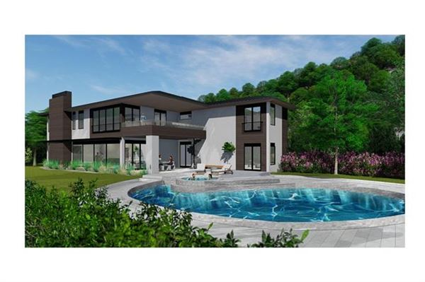 Luxury real estate opportunity in Austins ultra-exclusive Watersedge