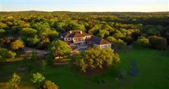 hill country neoclassical home luxury properties